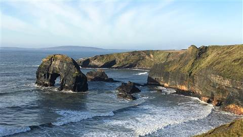 Visit The Nuns Beach Ballybunion - Hidden Gems Tour
