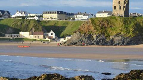 Ballybunion visitor guide website