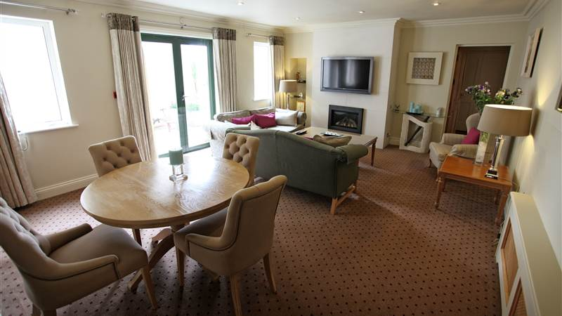 Suite Sitting Room